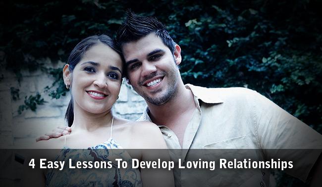 developing loving relationships