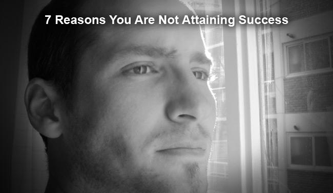 attaining success