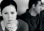 arguing Emotional Couple