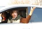 jerk behind the wheel