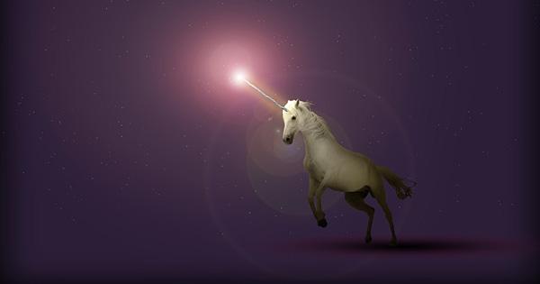 mythical creature: unicorn
