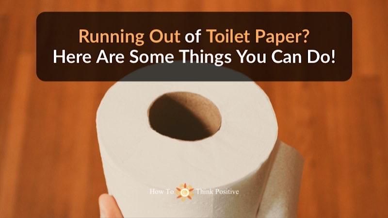 alternatives to toilet paper