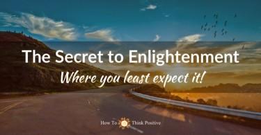 Secret to Enlightenment